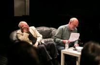 Artist talk: John Tilbury, razgovor vodi Nikša Gligo @ polukružna dvorana Teatra &TD