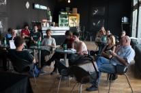 25/04/2013   Predstavljanje aktivnosti Zavoda SPLOH i projekta Neposlušno @ kafić Teatra &TD