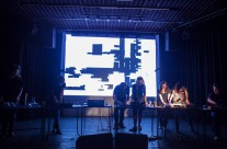 27/04/2013  MMessy Oscillators (eksperimentalna elektronička glazba) @ MM centar