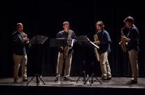 Papandopulo quartet, photo by Kristijan Smok